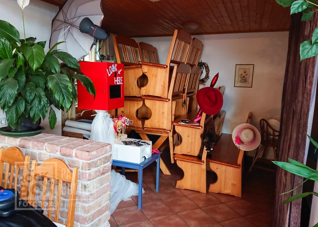 Fotobox in Gumpoldskirchen