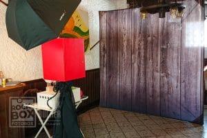 Aufbau Fotobox Burgenland in Pöttsching