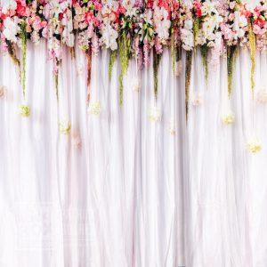Hochzeit Fotobox Hintergrund