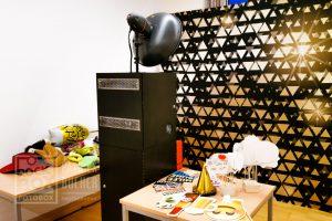 Fotobox bei Geburstagsfeier in Oberloisdorf
